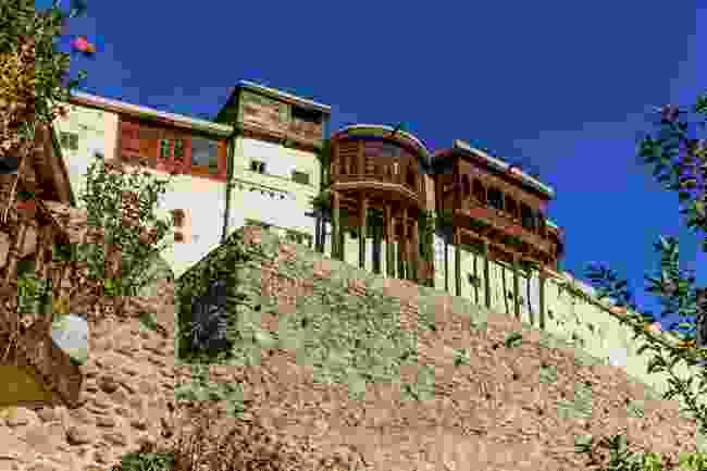 Baltit Fort, Pakistan (Shutterstock)