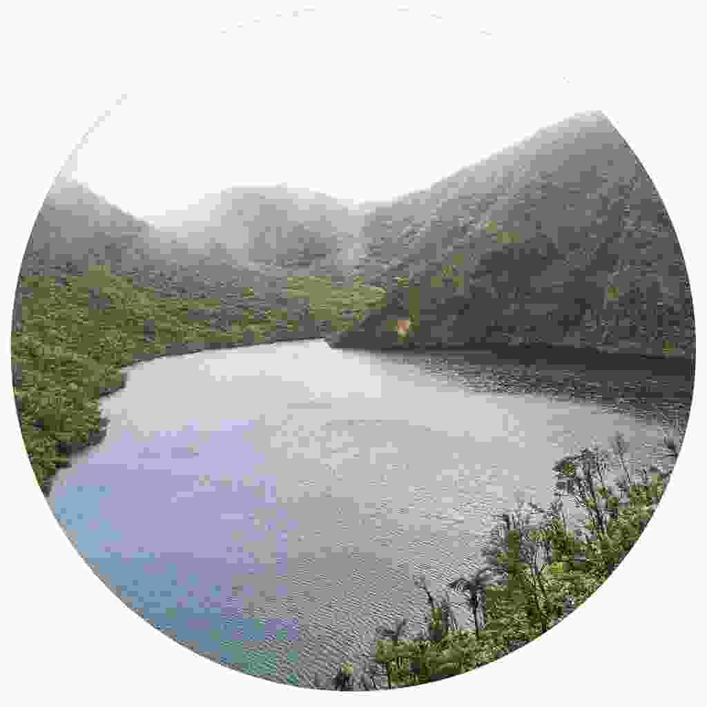 The enormous Boeri lake