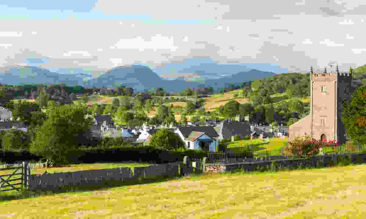 Hawkshead in Cumbria (Dreamstime)