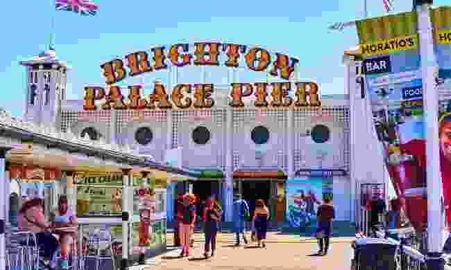 Brighton Pier, Brighton (Shutterstock)