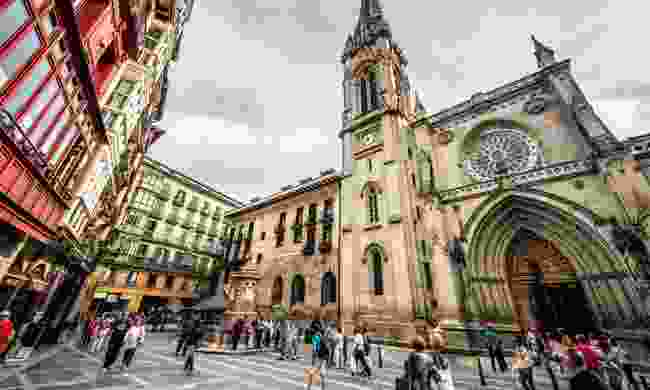 Bilbao, Spain (Dreamstime)