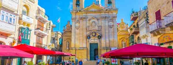 Victoria in Gozo, Malta (Shutterstock)