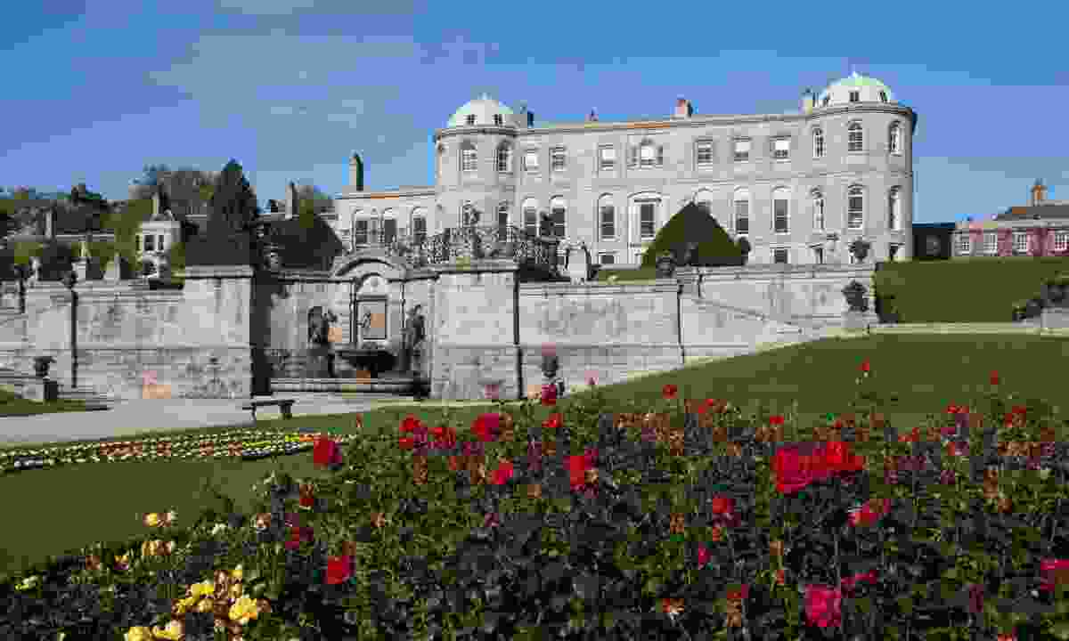 Italian Garden, Powerscourt House and Gardens (Derek Cullen)