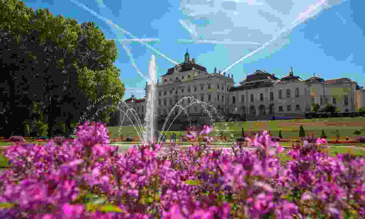 Residenzschlos is the most famous palace in Ludwigsburg (Tourismus & Events Ludwigsburg)