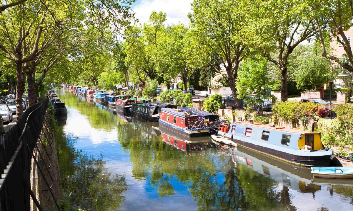 8 of the Best Walks and Walking Routes in London