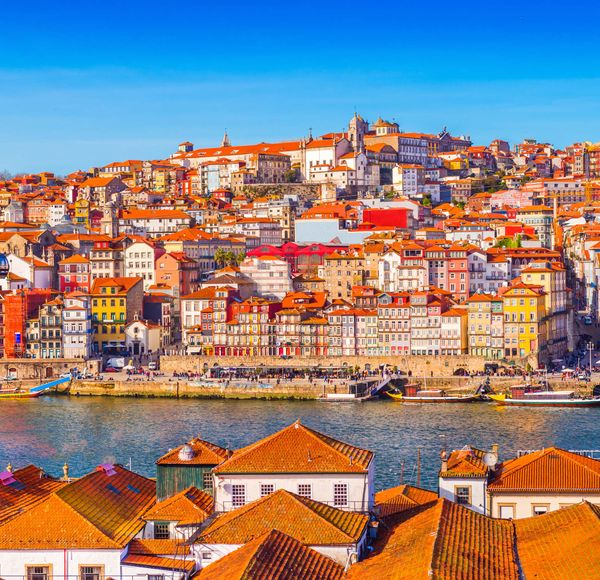 If you like this, try... the Portuguese Road. There are many ways to Santiago, so why not give the 230km camino from Porto a go?