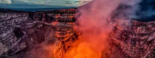 Masaya Volcano (Shutterstock)