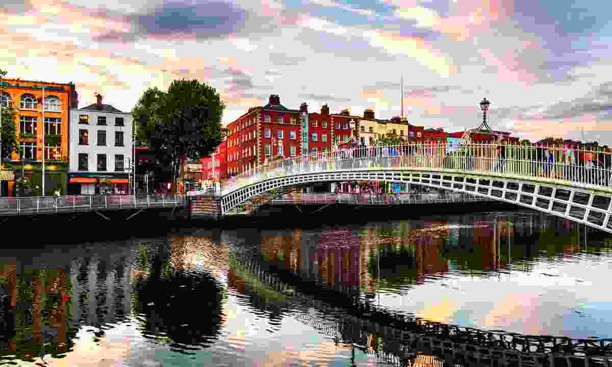Beautiful Dublin (Shutterstock)