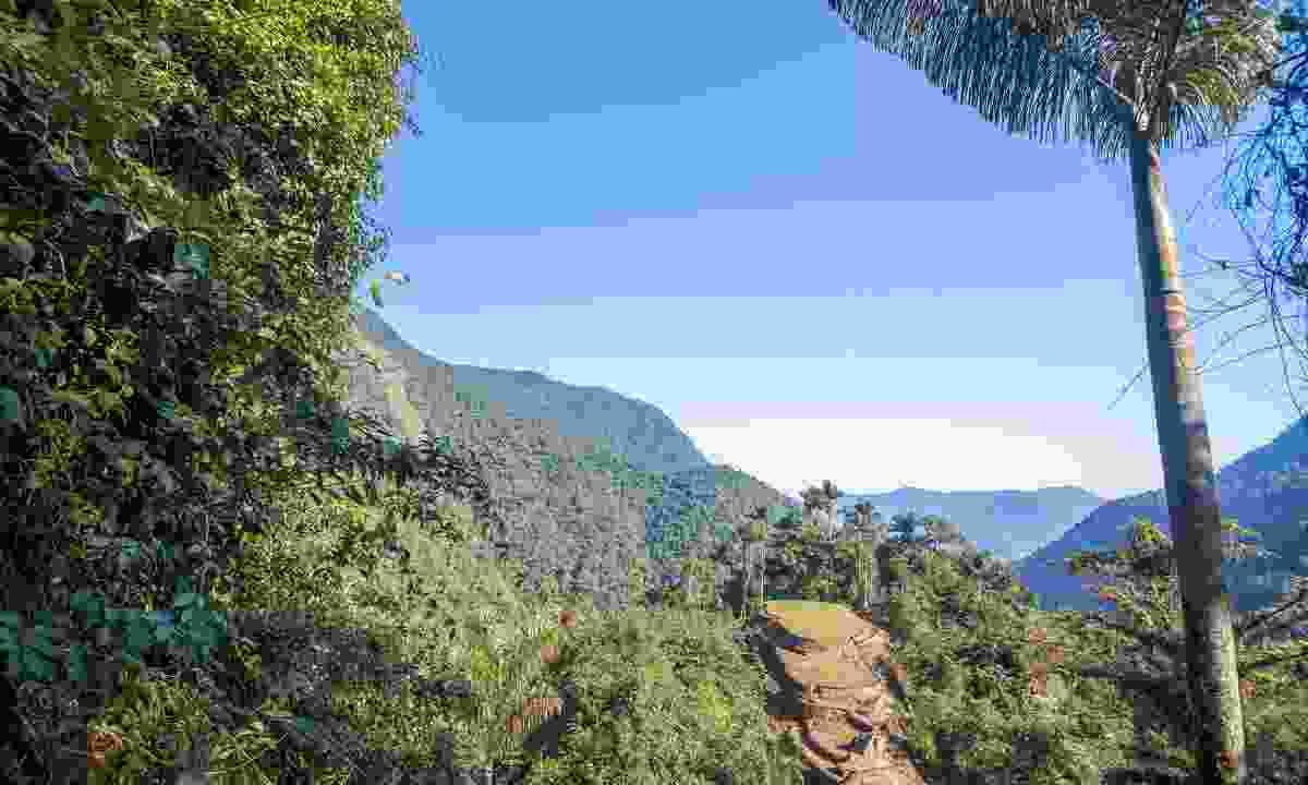 The 'lost city' of Teyuna (Shutterstock)