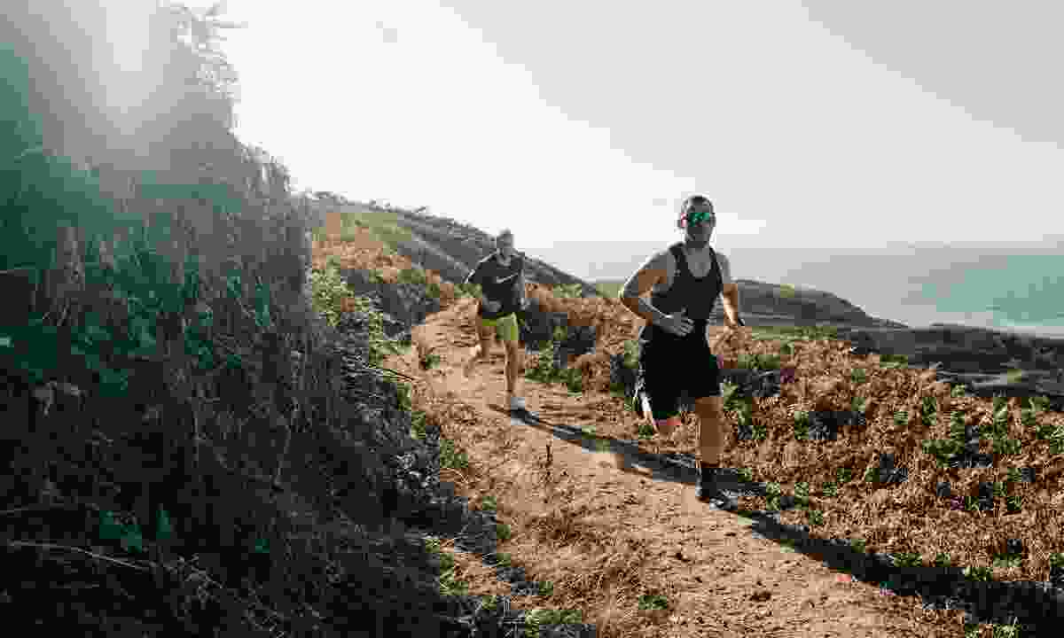 Try one of the invigorating running tracks (Visit Jersey)