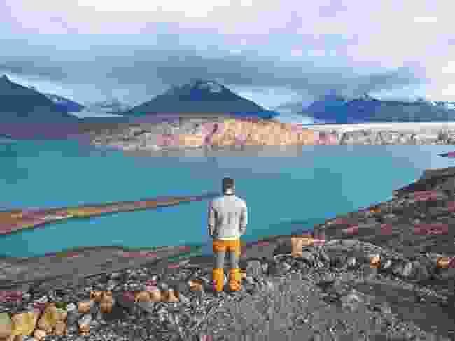 Upsala Glacier on Lago Argentino (Chris Moss)