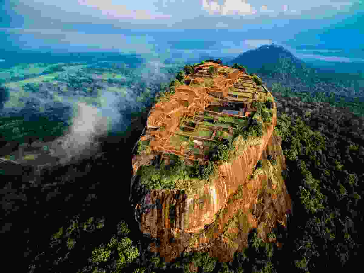 The Great Sigiriya (Jerome Courtial)