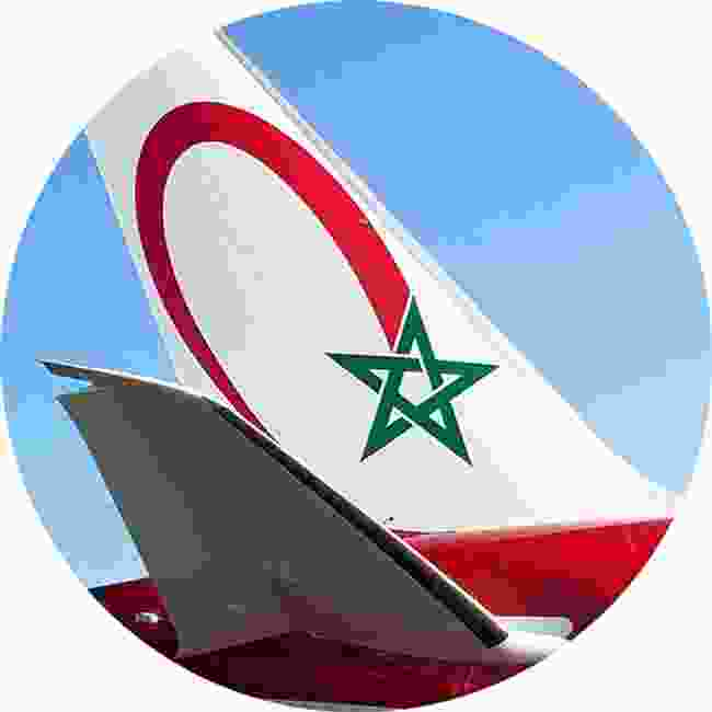 You're a star on Air Maroc (Shutterstock)
