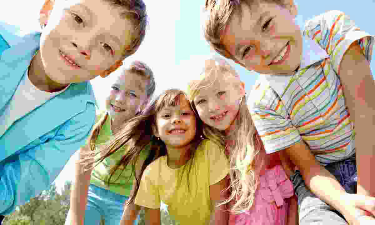 Happy kids (Dreamstime)