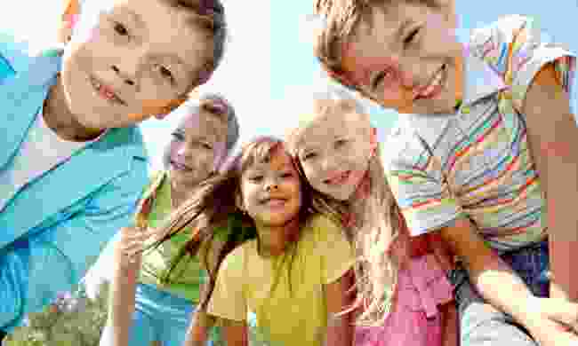 Happy kids (Dreamstime)