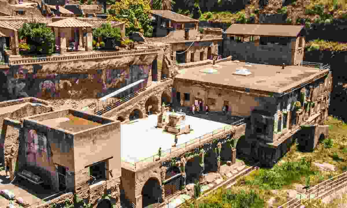 Herculaneum, Italy (Dreamstime)