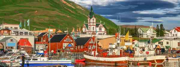 Husavik, Iceland (Shutterstock)