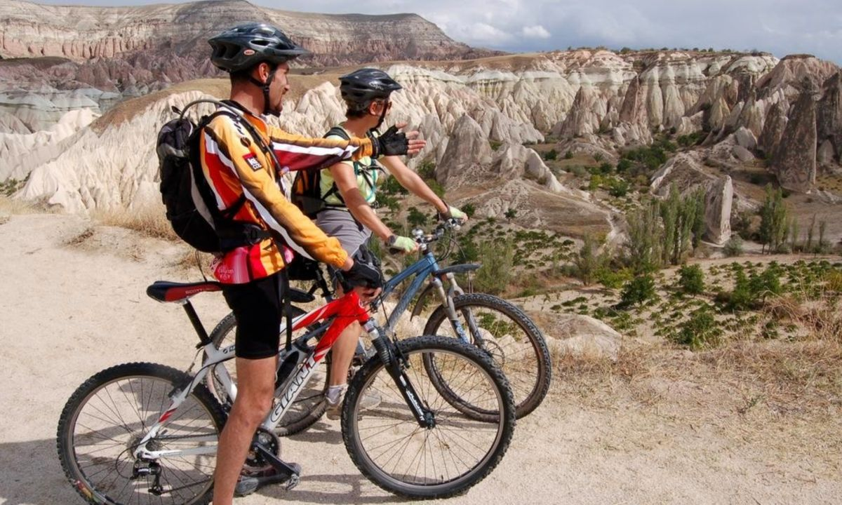 Cycling in Goreme (KE Adventure Travel)