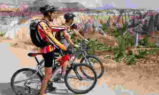 Cycling in Goreme (KE Adventure Travel)