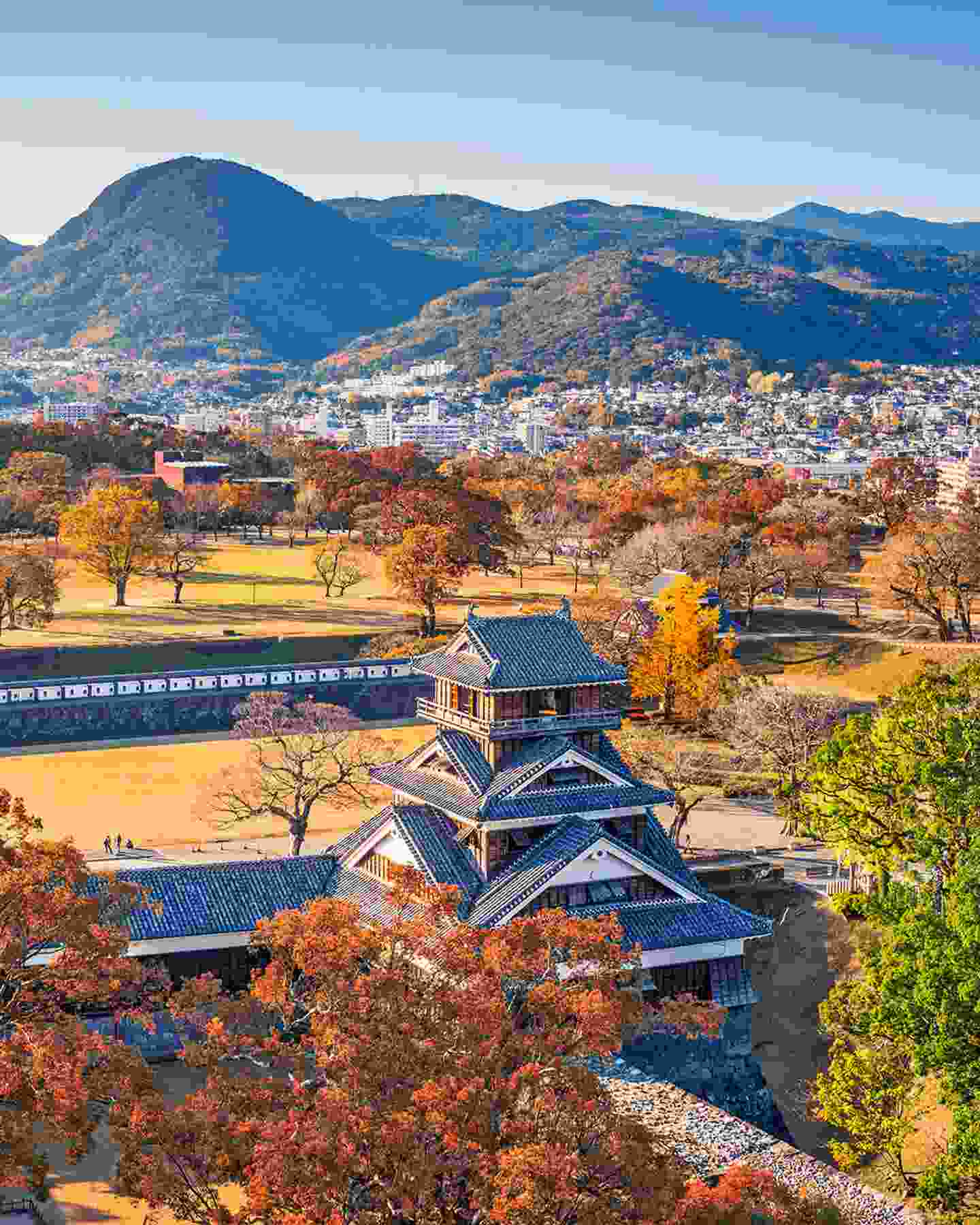 Kumamoto Castle (Shutterstock)