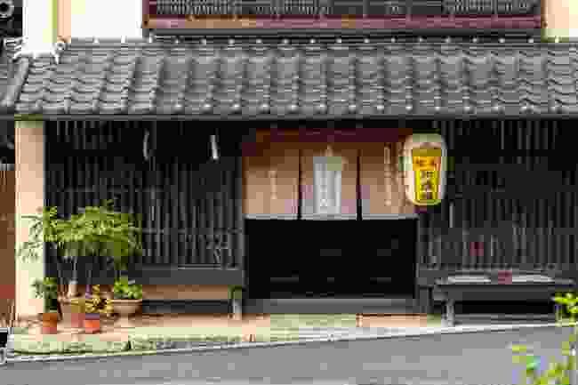 Omori Japanese Candle Makers in Uchiko (Uchiko Tourist Information Centre)
