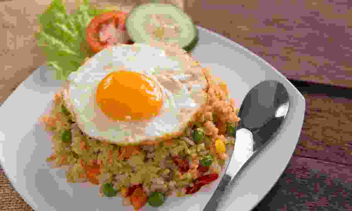 Nasi Goreng is a popular dish in Bali (Shutterstock)