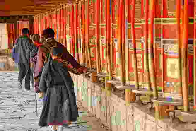 Labrang Monastery (Shutterstock)