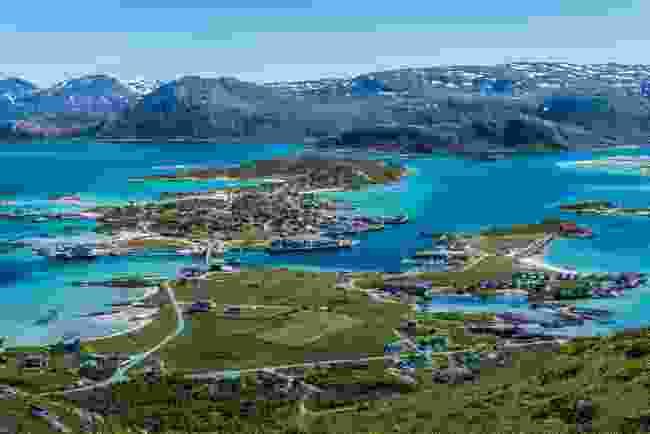 Sommarøy, Norway (Dreamstime)