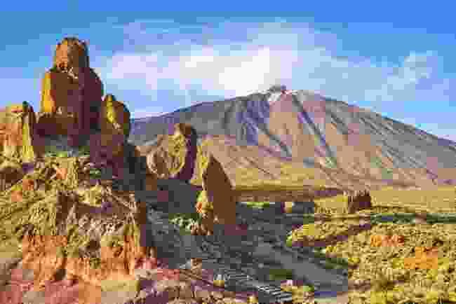 Teide National Park, Tenerife (Shutterstock)