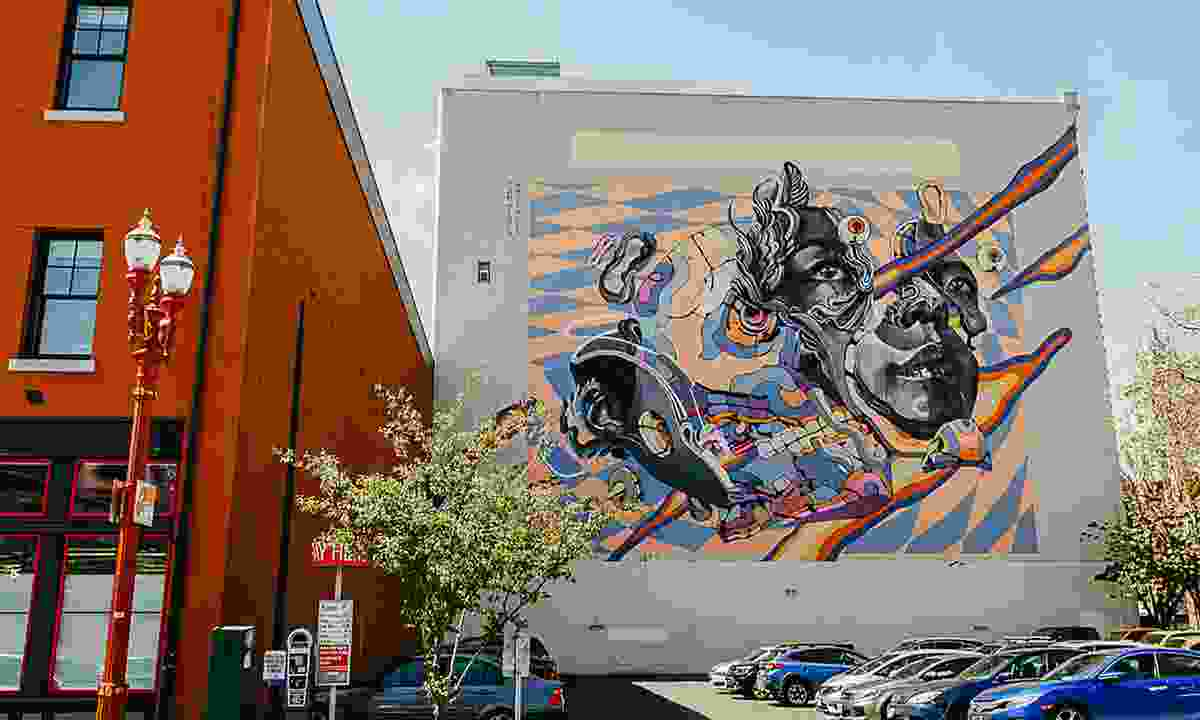 Admire the street art (travelportland.com)