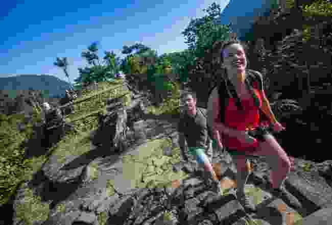 A trek through Sierra Nevada, Colombia (G Adventures)