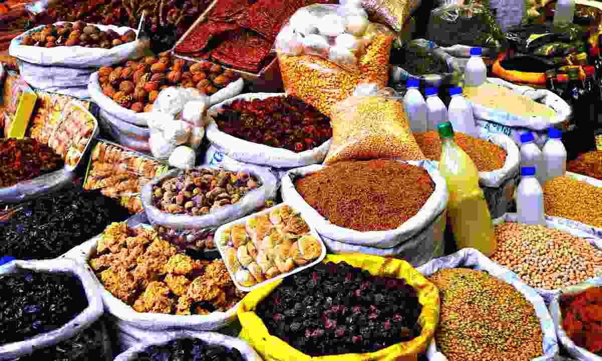 Oriental bazaar in Sanliurfa (Dreamstime)