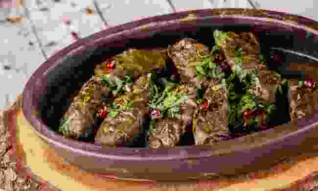 Armenian dolma (Shutterstock)