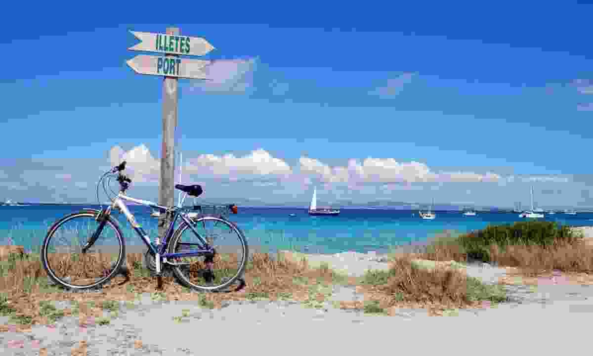 Formentera beach (Dreamstime)