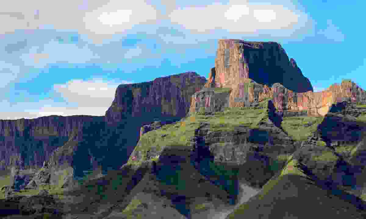 Drakensberg mountains (Dreamstime)