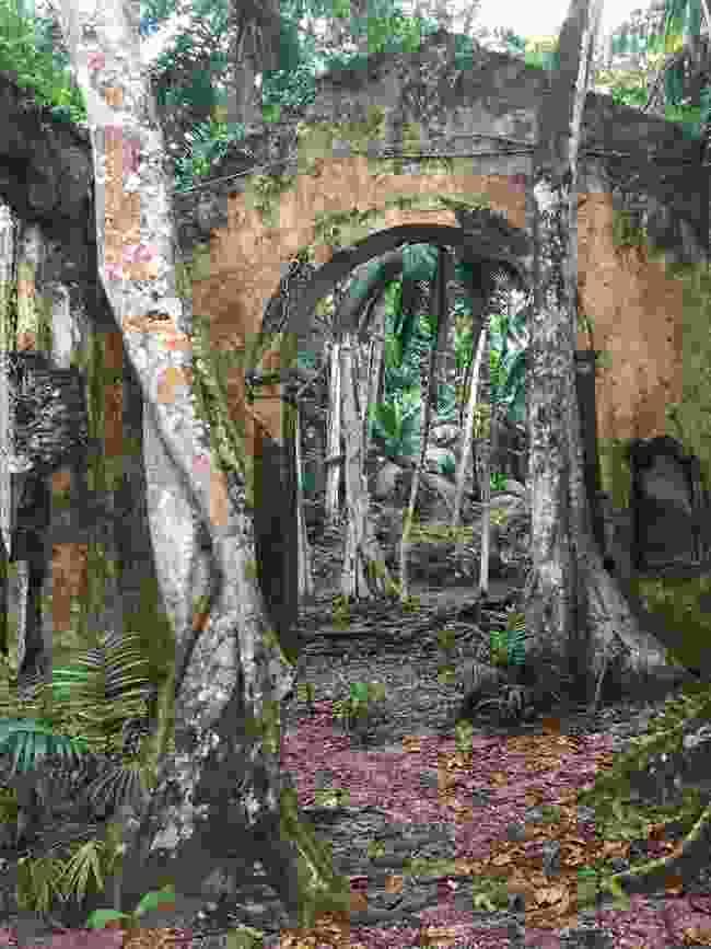 Riberia Ize ruins (Paul Bloomfield)