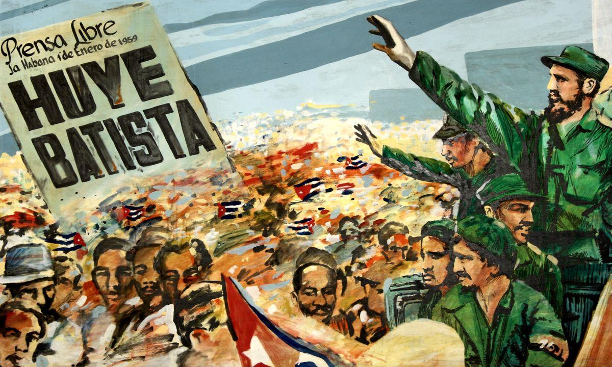 День освобождения кубы открытки