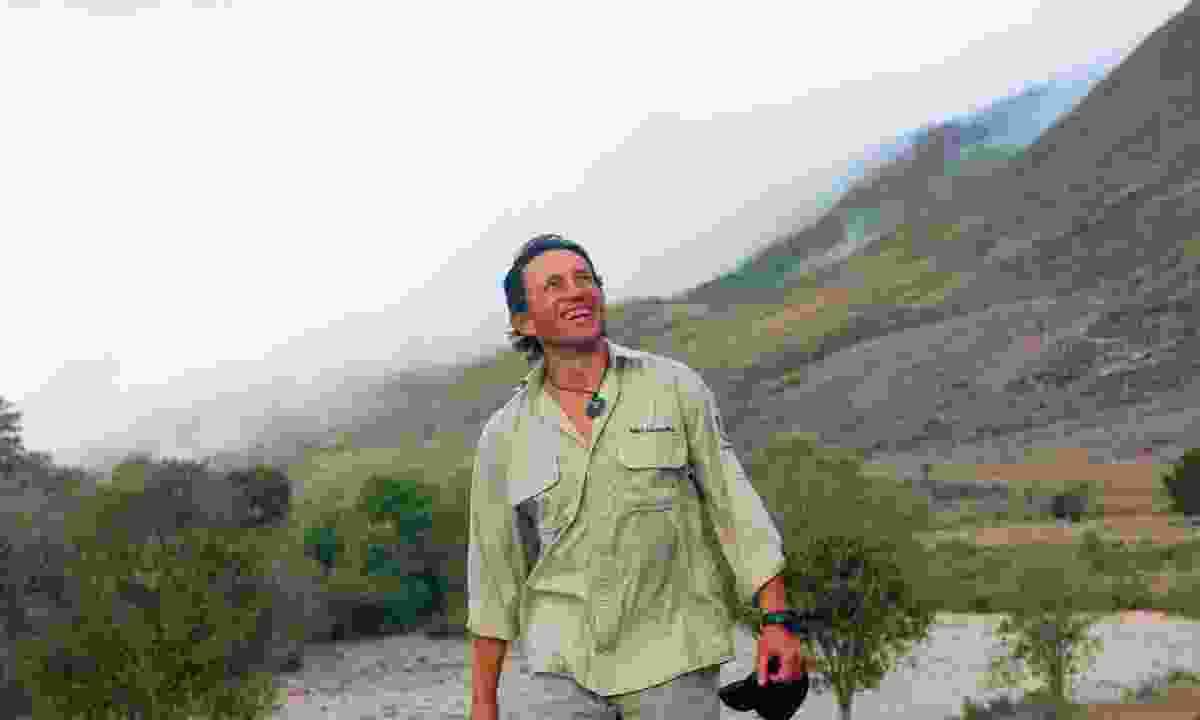 Top conservation guide: Pablo Valladares