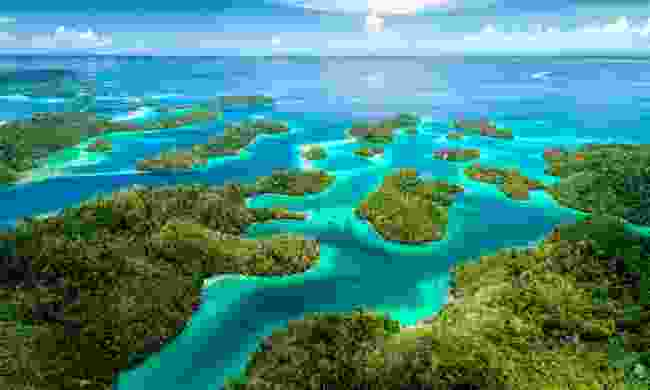 The Togean Islands (Shutterstock)