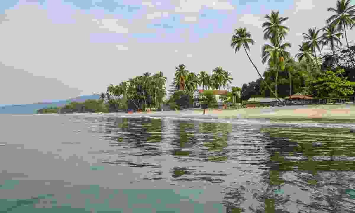 Pristine Tokeh Beach, S (Shutterstock)