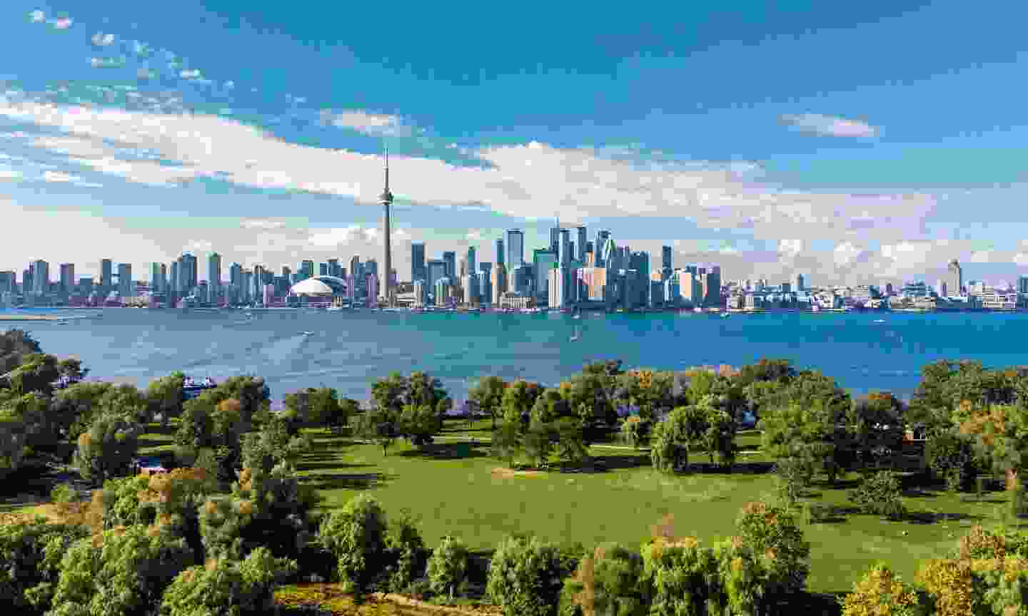 Toronto is making efforts to become greener (Shutterstock)