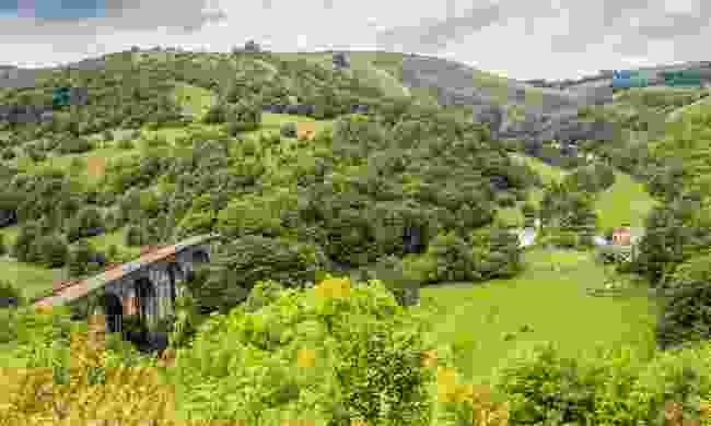 Headstone Viaduct seen on the Monsal Trail (Shutterstock)