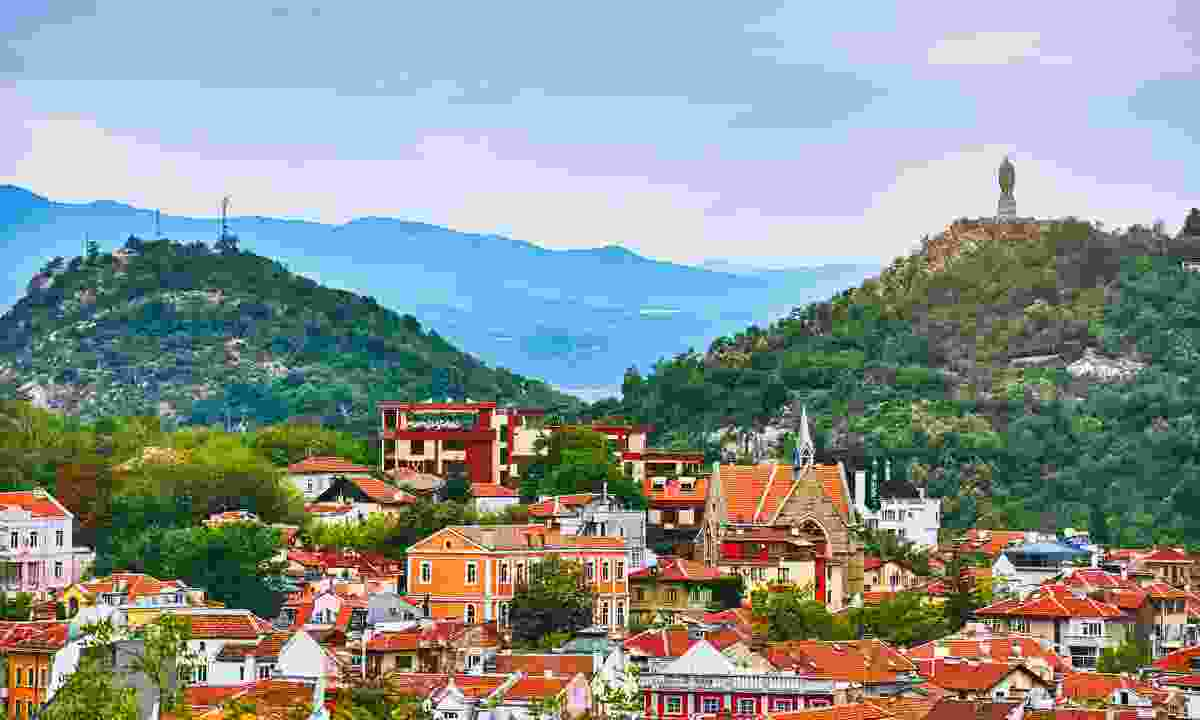 It's easy to see why beautiful Plovdiv is this year's European Capital of Culture (Shutterstock)