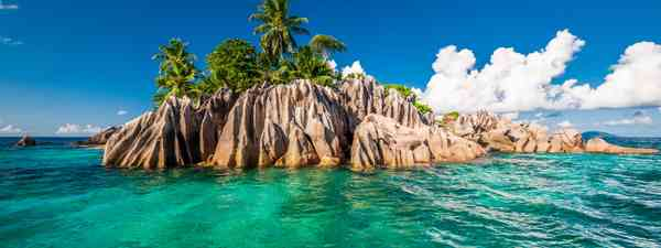 The Seychelles is one of Wanderlust's best places to visit in July (Shutterstock)
