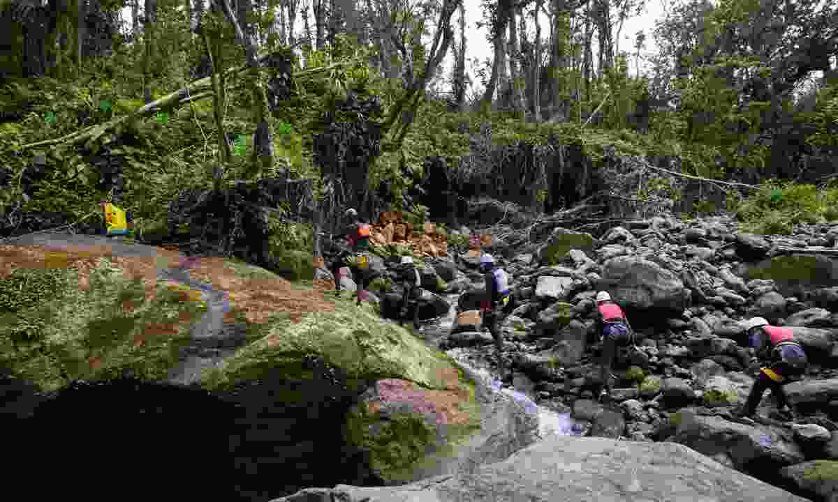 Try canyoning through river gorges if you really want to get your heart pumping