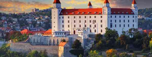 Bratislava, one of Europe's capitals (Shutterstock)