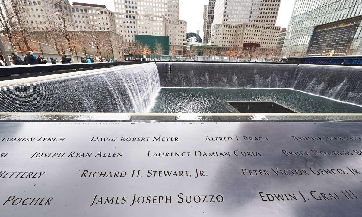Ground Zero Memorial (Dreamstime)