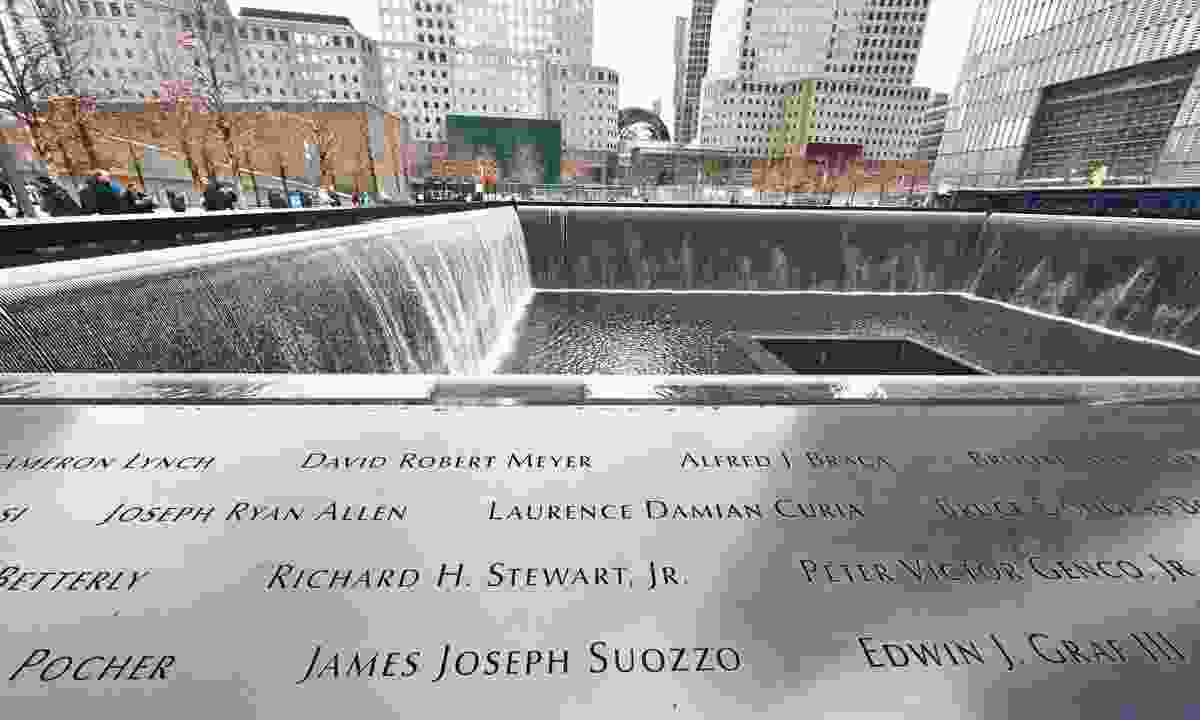 Ground Zero Memorial (Dreamstime)
