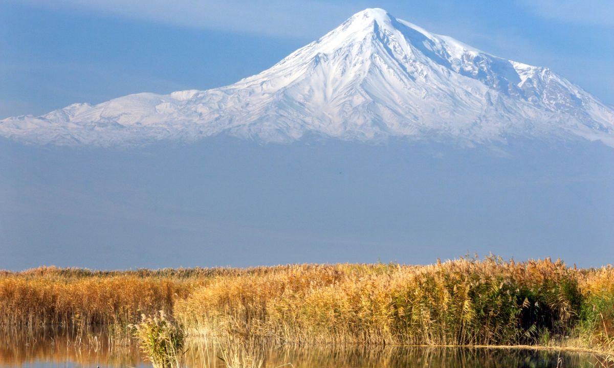 Mount Ararat (Dreamstime)