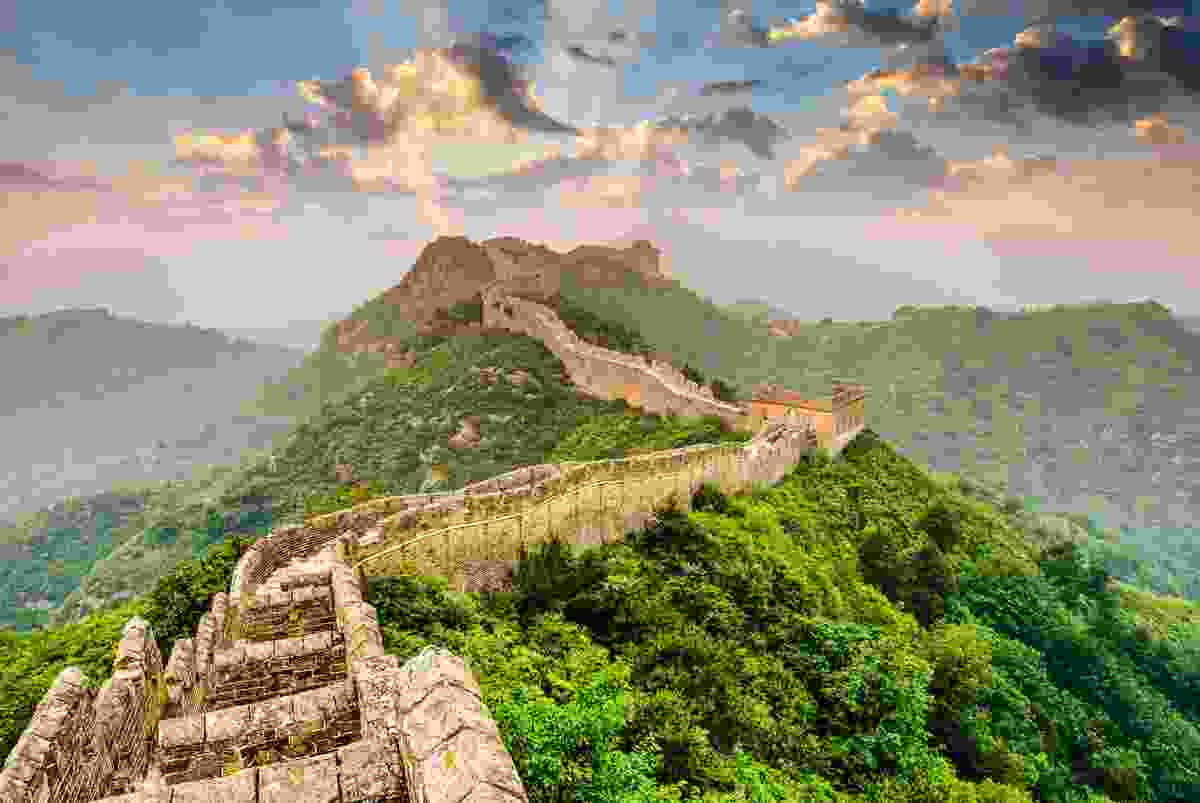 The Great Wall of China (Dreamstime)